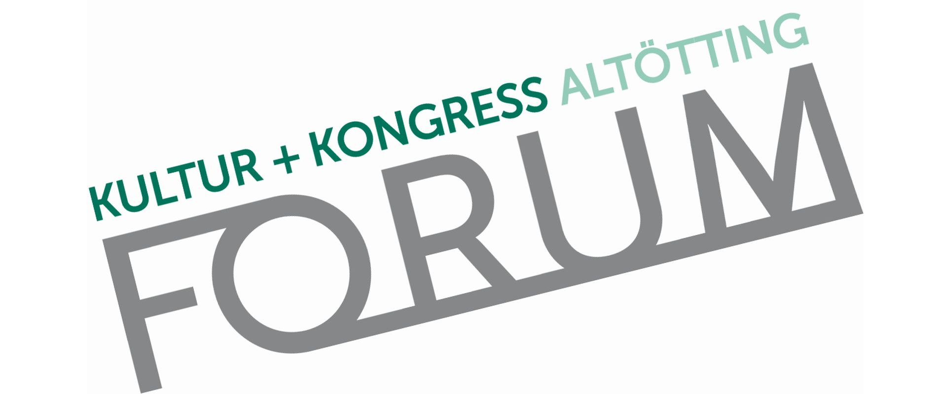 Logo Kultur+Kongress Forum Altötting
