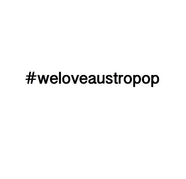 Das Logo der Band I am from Austria. #we love austropop.